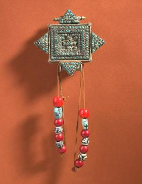 Pendant for holding Sacred objects