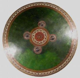 Painted Shield (dhal)