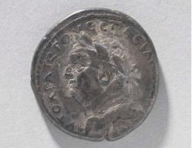 Tetradrachm of Vespasian