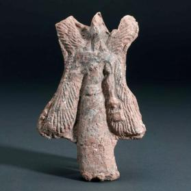 Figurine of winged spirit