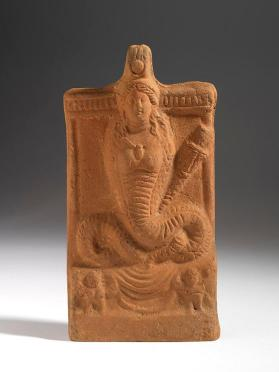 Figure of Isis Thermouthis, a serpent version of Isis
