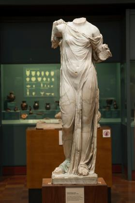 "Aphrodite of the ""Venus Genetrix"" type"