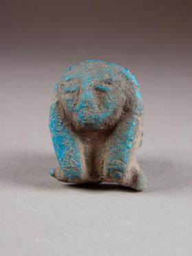 Female votive figurine fragment