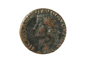 As coin of Tiberius