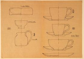 Design for Ceramic Tablewares