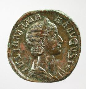 Sestertius of Julia Mamaea