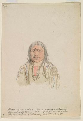 """Mani-nucht,"" Mani-nucht, the chief of the Skene or Shutes"