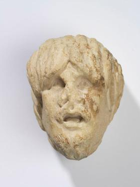 Fragment from a statue of a dying Gaul