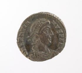 Siliqua coin of Gratian