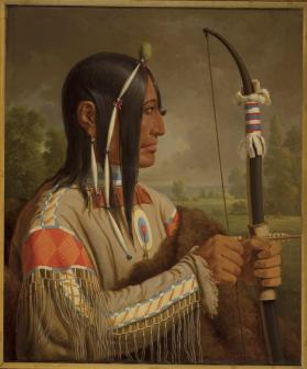 """A Cree from Edmonton,"" Plains Cree"