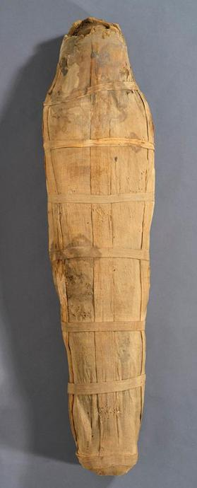 Mummy of Chantress of Amun, Nefer-mut