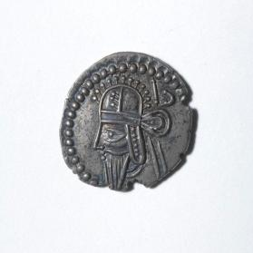 Drachm coin of Vologases VI