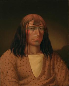 """A Nesperces Indian,"" Nez Perce"