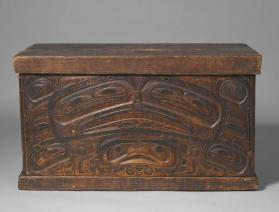 Bentwood chest