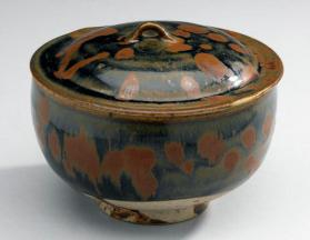 Bowl and cover