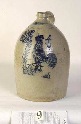 Four-gallon jug