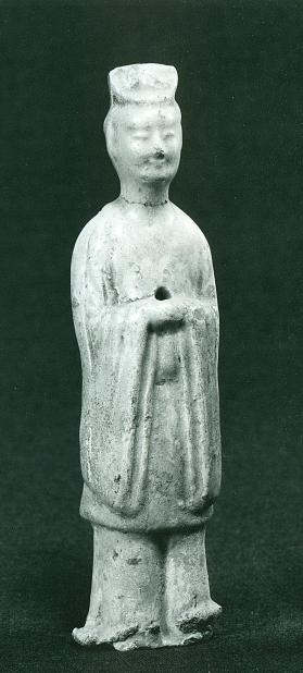 Burial figure of an official