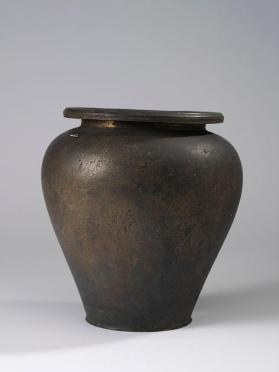 Stamnos (jar) used for mixing and storing liquids