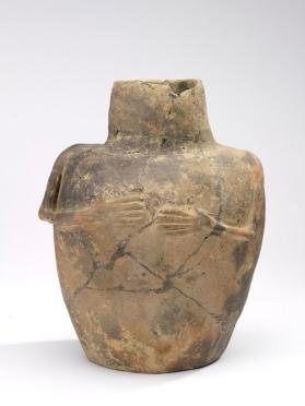 "Body of a ""canopic urn"""