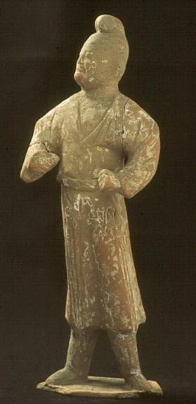Burial figure of a groom