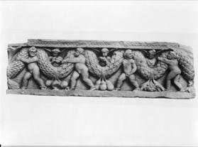 Relief of garland carriers