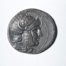 Coin (tetradrachm) of Seleucus I
