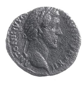 Assarius coin of Antoninius Pius