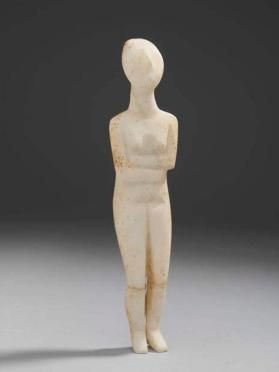 """Kapsala"" type female figure"