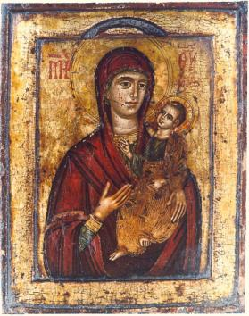 Icon of Mother of God with Child