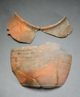 Cooking pot fragments