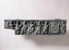 Relief with Siddhartha's Turban
