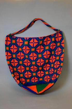 Crocheted bag (susú)