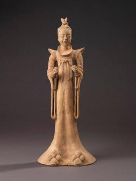 Reproduction burial figure