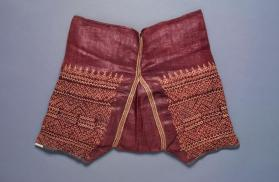 Man's trousers (sulvar)