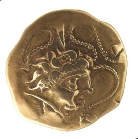 Stater coin of the Namnetes