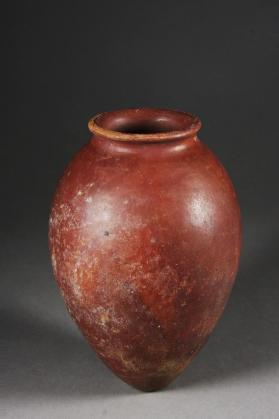 Piriform jar