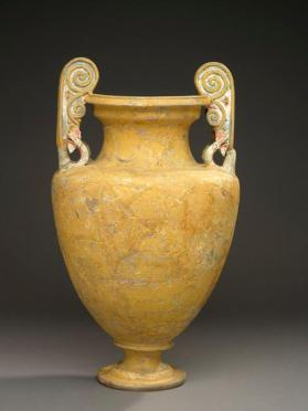 Large funerary volute krater