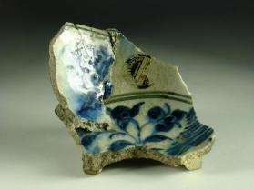 """Waster"" of a bowl (fragment)"