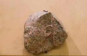 Fragment of a royal statue