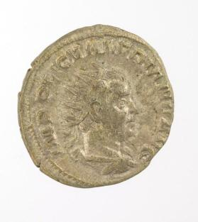 Siliqua coin of Valens
