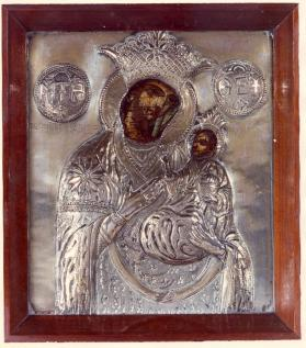 Icon of the Mother of God with the Child (Hodegetria)