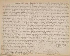 Treaty between the Cree People under Big Bear and the Dominion of Canada