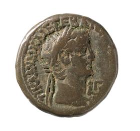 Tetradrachm of Claudius