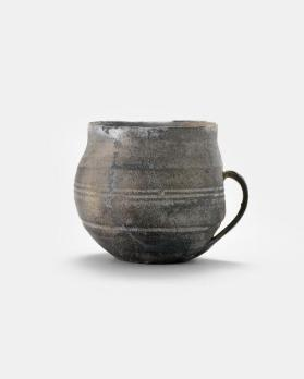 Cup with handle 손잡이바리