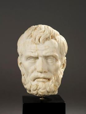 Bust of a bearded man, possibly Herodes Atticus