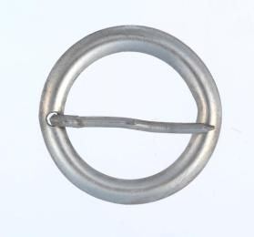 Round brooch, large size
