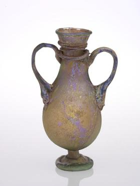 Two-handled flagon