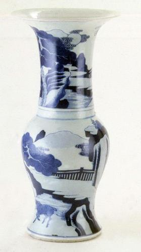 Reproduction vase
