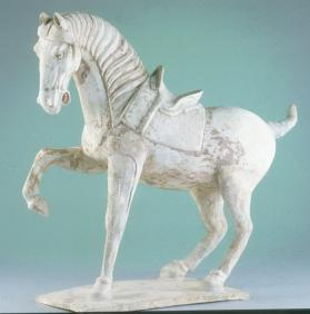 Burial figure of a horse