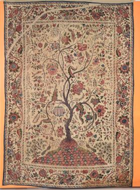 Chintz palampore (textile panel)